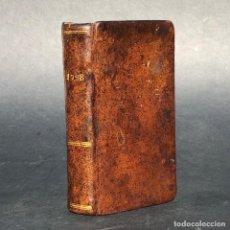 Libros antiguos: 1798 GUIA DEL ESTADO ECLESIASTICO, SEGLAR Y REGULAR DE ESPAÑA - HISTORIA. Lote 187198738