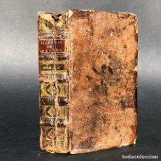 Libros antiguos: 1719 HISTORIA GENERAL DE ESPAÑA - EXLIBRIS DE FEIJOO Y MONTENEGRO - ORENSE - RECONQUISTA EDAD MEDIA. Lote 187203133