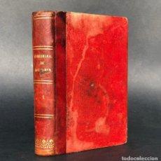 Libros antiguos: 1881 LA HERMANA DE LA CARIDAD - EMILIO CASTELAR - CÁDIZ. Lote 187205718