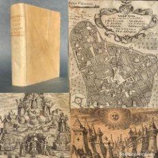 Libros antiguos: 1740 - FIESTAS CENTENARIAS QUE CELEBRÓ LA CIUDAD DE VALENCIA - 9 DE OCTUBRE - GRABADOS. Lote 187214727
