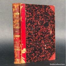 Libros antiguos: 1880 - HISTORIA DE YUCATÁN - HISTORIA DE MÉXICO - ELIGIO ANCONA. Lote 187214951