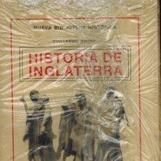 Libros antiguos: HISTORIA DE INGLATERRA. Lote 187418545