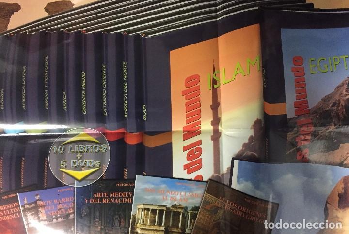 GRANDES CIVILIZACIONES DEL PASADO, GRAN FORMATO, 10 VOLÚMENES (Libros antiguos (hasta 1936), raros y curiosos - Historia Antigua)