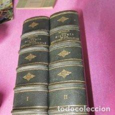 Libros antiguos: HISTORIA DE LAS MISIONES CATOLICAS - BARON HENRION GRABADOS OBRA COMPLETA 1863 BARCELONA. Lote 188798031