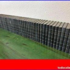 Libros antiguos: AÑO 1855-96: BIOGRAFÍA GENERAL. DIDOT. 45 ELEGANTES VOLÚMENES DEL SIGLO XIX DE 23 CM.. Lote 188864745
