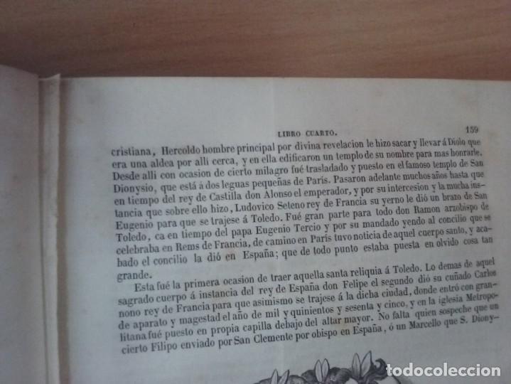 Libros antiguos: HISTORIA GENERAL DE ESPAÑA MARIANA (TOMO I, 1849) - PADRE MARIANA (POR EDUARDO CHAO) - Foto 13 - 189463653