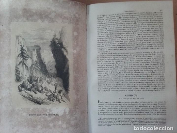 Libros antiguos: HISTORIA GENERAL DE ESPAÑA MARIANA (TOMO I, 1849) - PADRE MARIANA (POR EDUARDO CHAO) - Foto 18 - 189463653