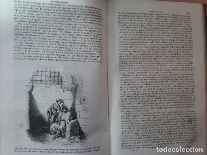 Libros antiguos: HISTORIA GENERAL DE ESPAÑA MARIANA (TOMO I, 1849) - PADRE MARIANA (POR EDUARDO CHAO) - Foto 19 - 189463653