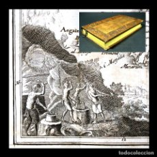 Libros antiguos: AÑO 1779 HISTORIA DE LA ANTIGUA GRECIA SICILIA CRETA RODAS DIEZ MIL DE JENOFONTE MAPAS DESPLEGABLES. Lote 190183598