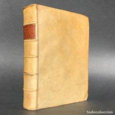 Libri antichi: 1617 - DELLE TURBULENZE DELLA FRANCIA - HISTORIA - REINADO DE ENRIQUE IV - FELIPE II - PERGAMINO. Lote 190422033