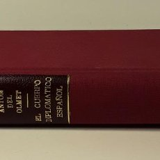 Libros antiguos: EL CUERPO DIPLOMÁTICO ESPAÑOL EN LA GUERRA DE LA INDEPENDENCIA. F. ANTÓN. . Lote 190738023