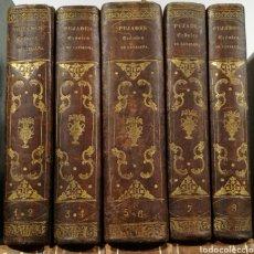 Libros antiguos: PUJADES HISTORIA CRÓNICA DEL PRINCIPADO DE CATALUÑA 1828. Lote 190827267