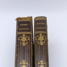 Libros antiguos: ESTUDIOS HISTÓRICOS 1850 VIZCONDE CHATEAUBRIAND. Lote 191059092