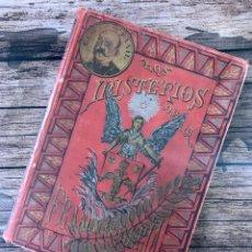 Libros antiguos: LOS MISTERIOS DE LA FRANCMASONERÍA.. Lote 191174782