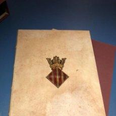 Libros antiguos: LLIBRE DEL CONSOLAT DEL MAR. Lote 191277250