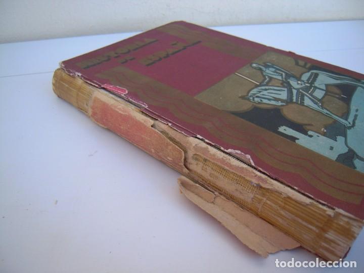 Libros antiguos: historia de españa calleja - Foto 2 - 191314228