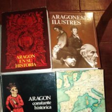Libros antiguos: ARAGON Y SU HISTORIA . Lote 191381970