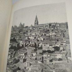 Libros antiguos: LEYENDA AUTOBIOGRÁFICA LOS OJOS DE TOLEDO CON 8 FOTOGRAFÍAS DE TOLEDO. Lote 191632766