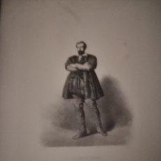 Libros antiguos: LIBRO HISTORIA DE ESPAÑA ANTIGUISIMO MAS DE 100 GRABADOS. Lote 192133480