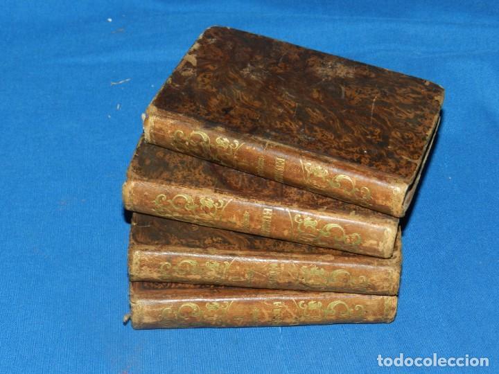 Libros antiguos: (MF) PEDRO MONTENGON - EUSEBIO, HISTORIA SACADA DE LAS MEMORIAS QUE DEJÓ EL MISMO. 4 TOMOS, COMPLETO - Foto 6 - 192551756