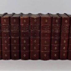 Libros antiguos: LEMPIRE LIBÉRAL. 17 TOMOS. E. OLLIVIER. LIB. GARNIER FRÈRES. PARÍS. 1895/1915.. Lote 263613680