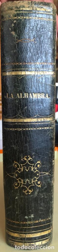 Libros antiguos: LA ALHAMBRA- LEYENDAS ARABES- MANUEL FERNANDEZ Y GONZALEZ- MADRID 1.863 - Foto 15 - 194028115