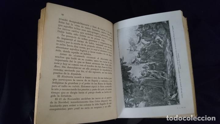 Libros antiguos: Cristobal Colón. Vidas de grandes hombres. - Foto 3 - 194141213