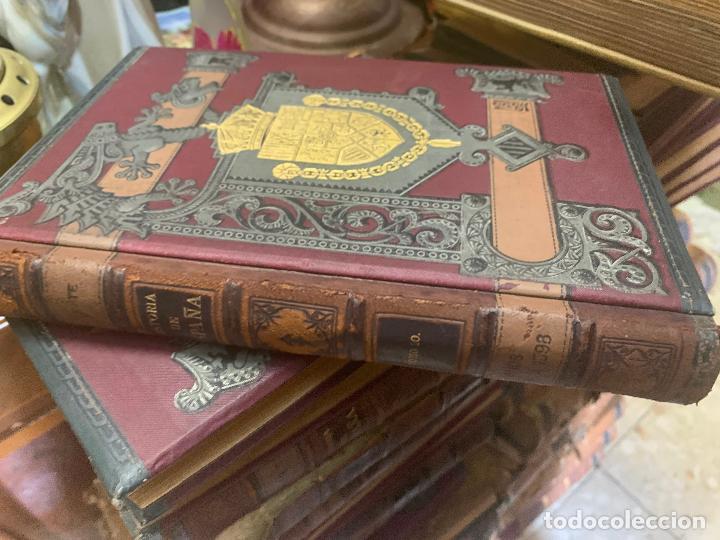Libros antiguos: Historia general de España - Foto 2 - 194163698