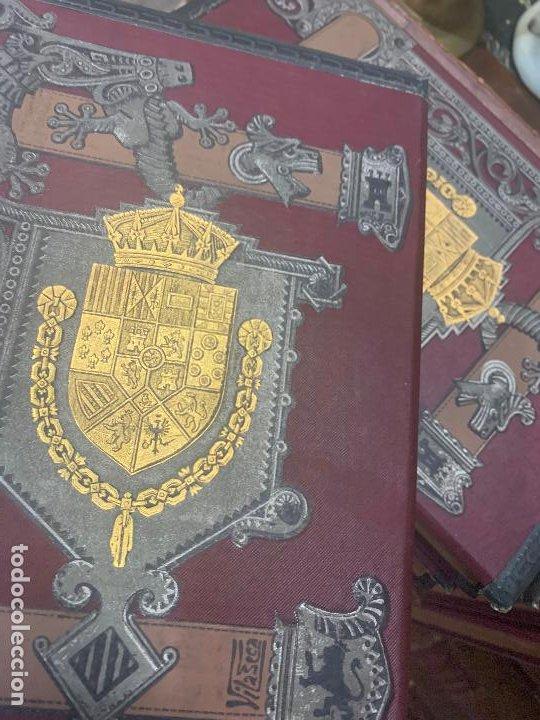 Libros antiguos: Historia general de España - Foto 8 - 194163698