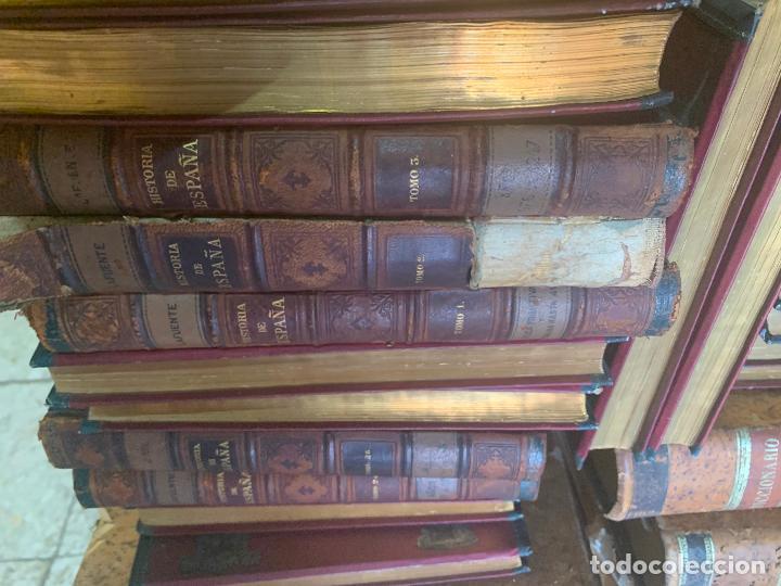Libros antiguos: Historia general de España - Foto 9 - 194163698
