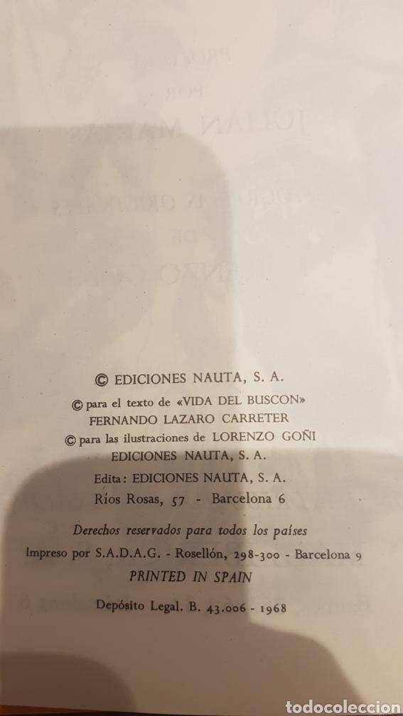 Libros antiguos: La picaresca española - Foto 4 - 194217023