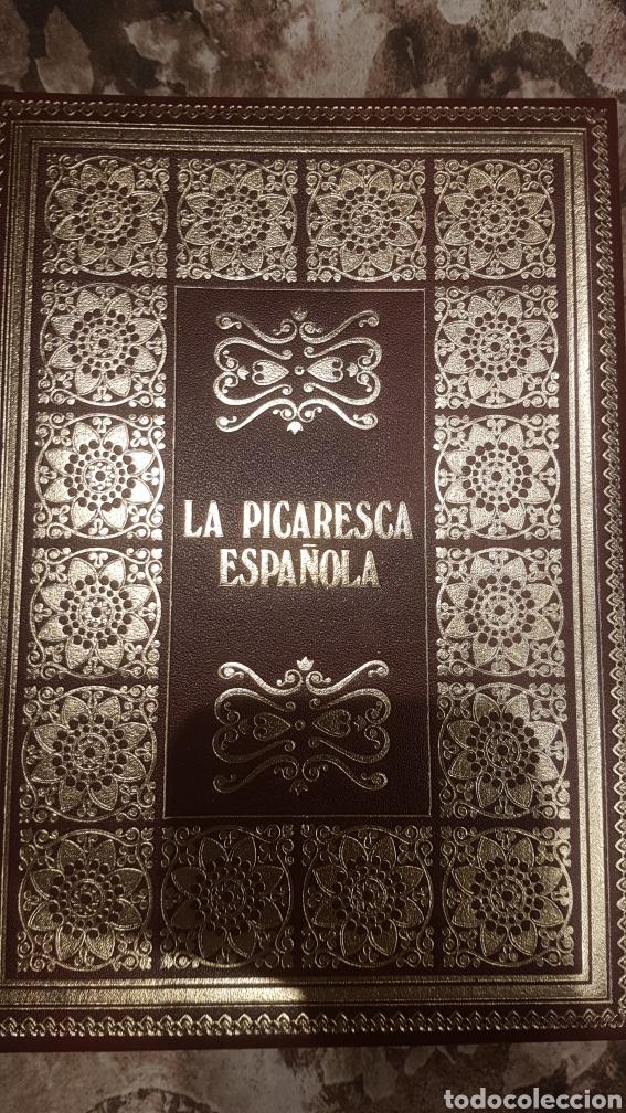 LA PICARESCA ESPAÑOLA (Libros antiguos (hasta 1936), raros y curiosos - Historia Antigua)