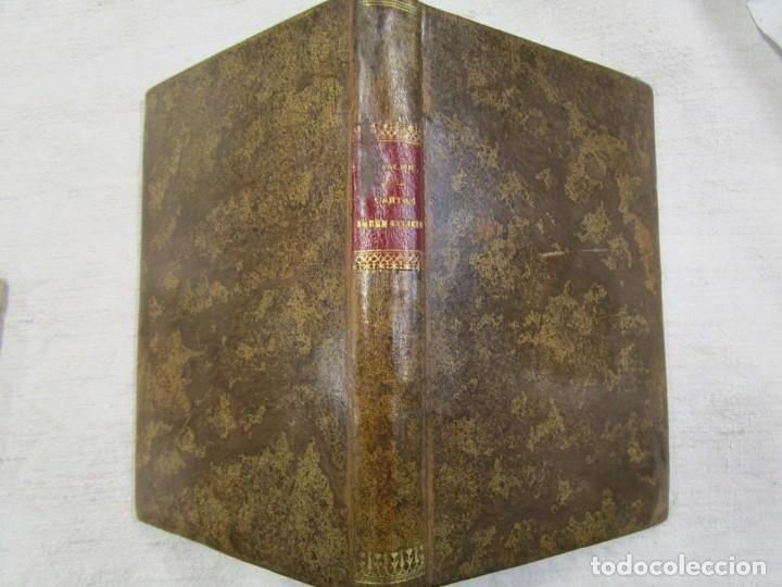 CARTAS SOBRE GALICIA - DOMINGO VILLAR GRANGEL - MADRID 1914 259PAG 19CM PLENA PIEL, FOTOS B/N + (Libros antiguos (hasta 1936), raros y curiosos - Historia Antigua)