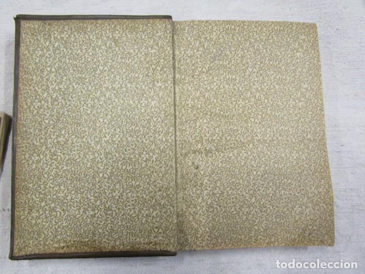 Libros antiguos: CARTAS SOBRE GALICIA - DOMINGO VILLAR GRANGEL - Madrid 1914 259pag 19cm plena piel, fotos b/n + - Foto 3 - 194236981