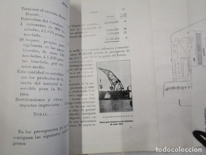 Libros antiguos: CARTAS SOBRE GALICIA - DOMINGO VILLAR GRANGEL - Madrid 1914 259pag 19cm plena piel, fotos b/n + - Foto 8 - 194236981