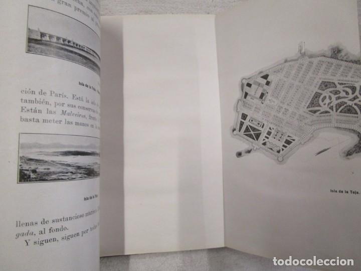 Libros antiguos: CARTAS SOBRE GALICIA - DOMINGO VILLAR GRANGEL - Madrid 1914 259pag 19cm plena piel, fotos b/n + - Foto 11 - 194236981