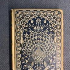Libros antiguos: LIBRO LAS CIVILIZACIONES DE LA INDIA, POR GUSTAVO LE BON (TOMO I) MONTANER Y SIMÓN EDIT, (A.1901). Lote 194256708