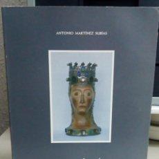 Libros antiguos: LA PLATERIA GOTICA EN TARRAGONA Y PROVINCIA, ANTONIO MARTINEZ SUBIAS, AÑO 1988, L12090. Lote 194515847