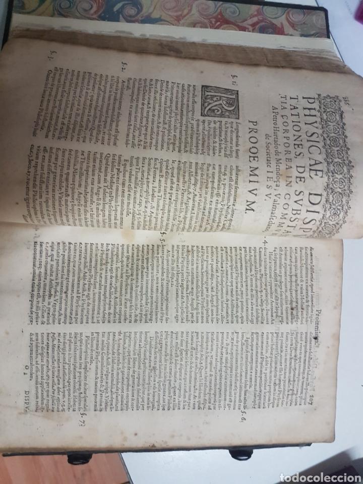 Libros antiguos: SUMMULIS AD METAPHYSICAM - Foto 4 - 194533552