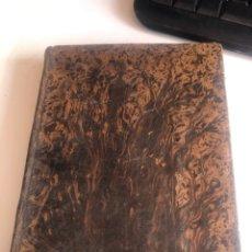 Libros antiguos: SALUSTIO, TRADUCIDO AL CASTELLANO. Lote 194590797