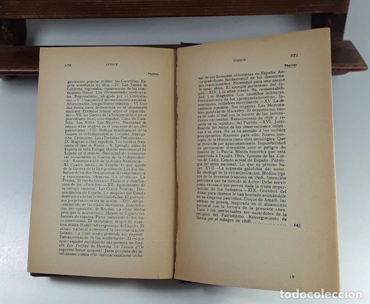 Libros antiguos: EL CUERPO DIPLOMÁTICO ESPAÑOL EN LA GUERRA DE LA INDEPENDENCIA. 5 TOMOS. - Foto 5 - 194667208