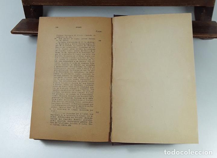 Libros antiguos: EL CUERPO DIPLOMÁTICO ESPAÑOL EN LA GUERRA DE LA INDEPENDENCIA. 5 TOMOS. - Foto 9 - 194667208