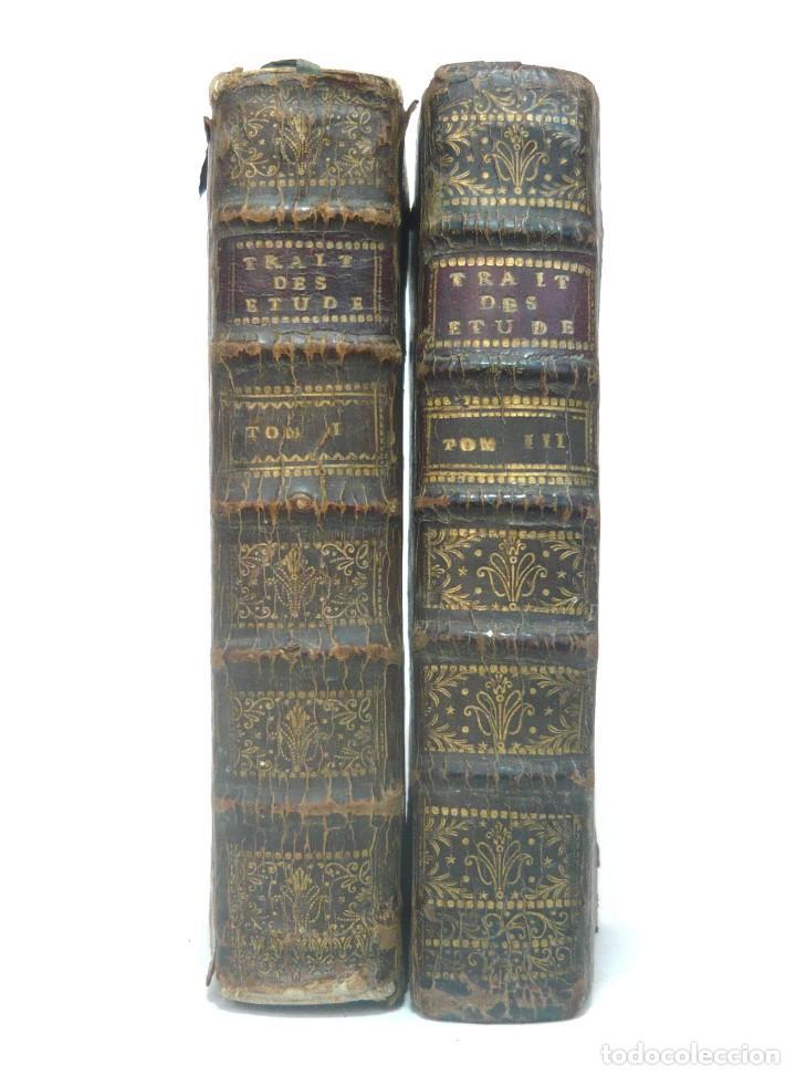 1726 - MODO DE ENSEÑAR Y ESTUDIAR LAS BELLAS LETRAS - FILOLOGÍA, GRIEGO, LATÍN, POESÍA, HOMERO (Libros antiguos (hasta 1936), raros y curiosos - Historia Antigua)