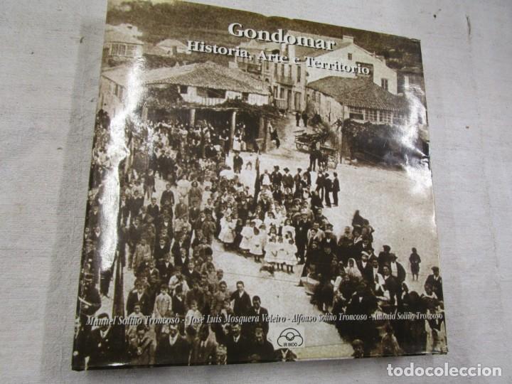 GALICIA - GONDOMAR HISTORIA ARTE E TERRITORIO - VV.AA - EDI IR INDO 1994 436PAG+ INFO (Libros antiguos (hasta 1936), raros y curiosos - Historia Antigua)