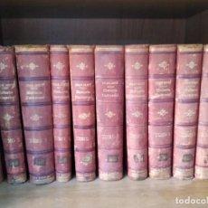 Libros antiguos: HISTORIA UNIVERSAL 10 TOMOS. Lote 194879416