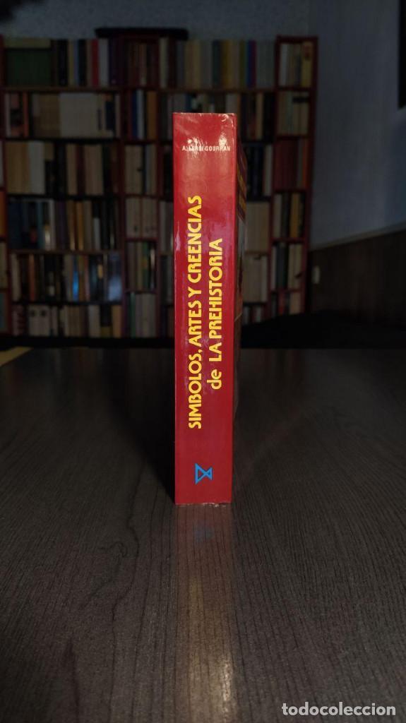 Libros antiguos: Símbolos, artes y creencias de la Prehistoria. A. Leroi Gourhan. Ediciones Istmo. - Foto 7 - 194881463