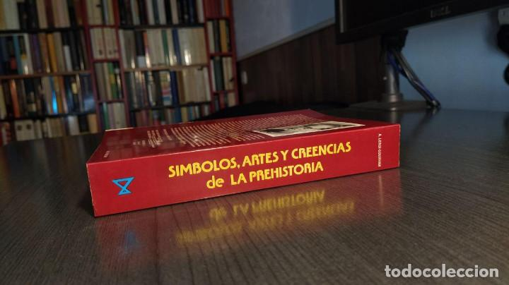 Libros antiguos: Símbolos, artes y creencias de la Prehistoria. A. Leroi Gourhan. Ediciones Istmo. - Foto 12 - 194881463