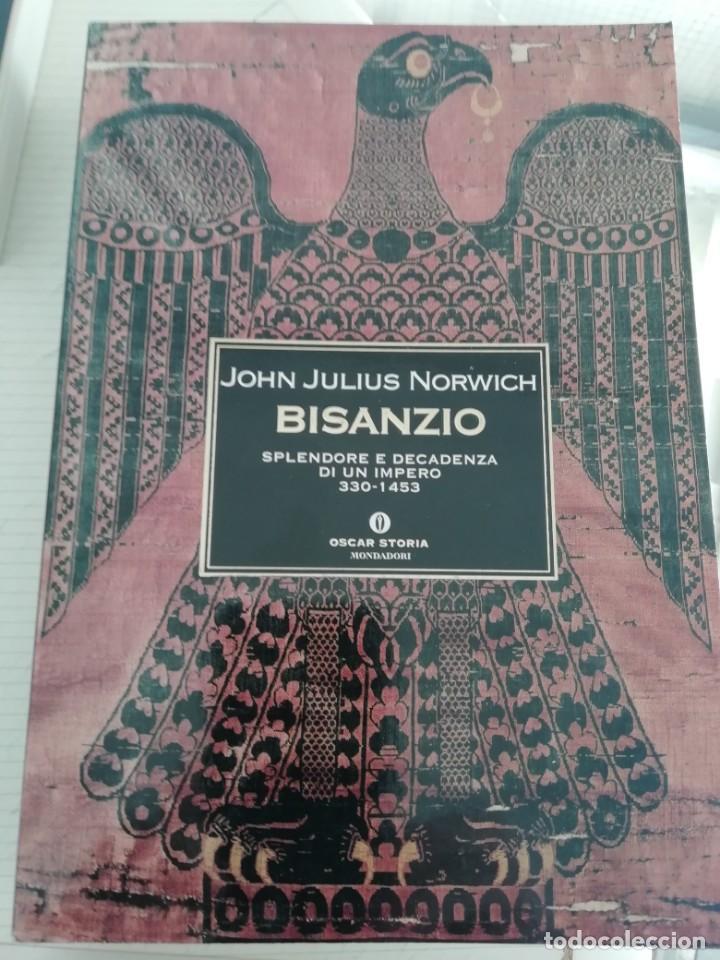 BISANZIO, ITALIANO (Libros antiguos (hasta 1936), raros y curiosos - Historia Antigua)