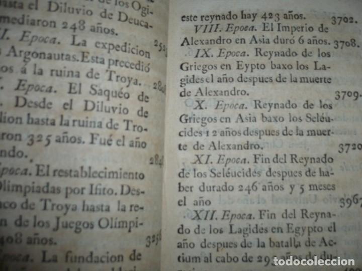 Libros antiguos: COMPENDIO DE LA HISTORIA ANTIGUA O LOS CINCO IMPERIOS ANTES JESU-CHRISTO J.B.DUCHESNE 1792 MADRID - Foto 8 - 194905526