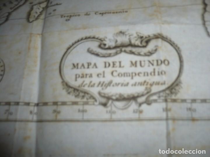 Libros antiguos: COMPENDIO DE LA HISTORIA ANTIGUA O LOS CINCO IMPERIOS ANTES JESU-CHRISTO J.B.DUCHESNE 1792 MADRID - Foto 6 - 194905526